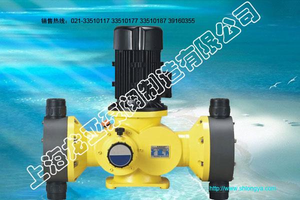 GB-S电动隔膜泵