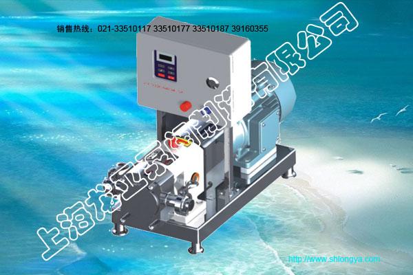 RP变频电机转子泵