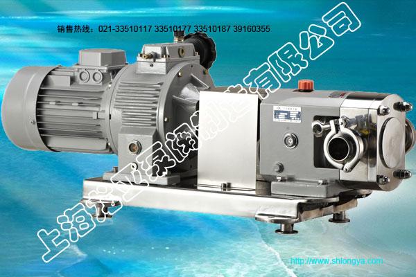 RP转子泵