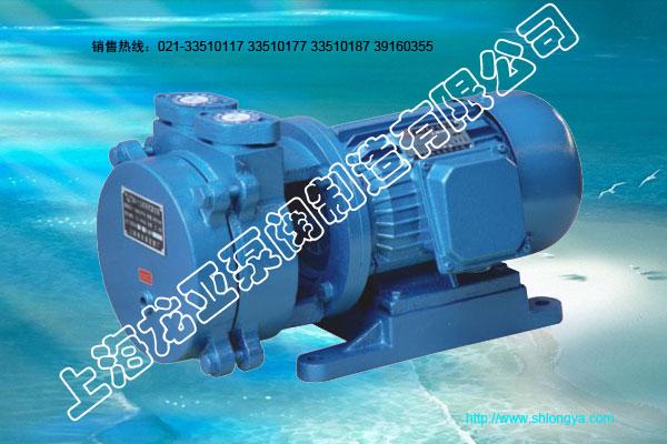 SK系列直联式水环真空泵