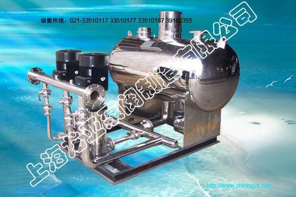 WFG-G无负压管道加压一体化智能给水设备