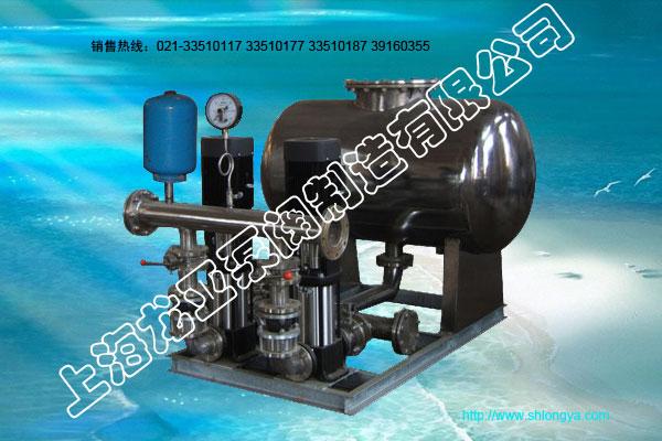 WFG-L-WGW无负压管网增压稳流给水设备